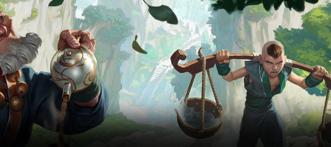 Runeterra and RPG to Beginners